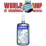 Герметик для резьбовых соединений (LOXEAL), 250 мл, Италия